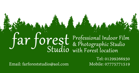Far Forest Studio is based in a unique, secluded setting in